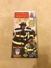 "FDNY FIRE ZONE 12"" ACTION FIGURE AFRICAN AMERICAN FIREFIGHTER 911 MEMORIAL"