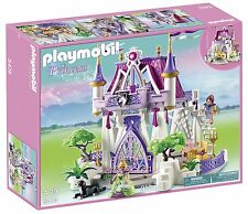 "New! Playmobil 5474 Unicorn Jewel Castle Playset ""Take a Fantastic Journey"" 4-10"