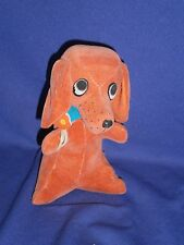 Vintage Applause/Dakin Dream Pets Dog c1960s-70s 6½ inch Japan