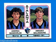 CALCIATORI PANINI 1980-81 - Figurina-Sticker n. 325 -MANDORLINI-BAL ATALANTA-New