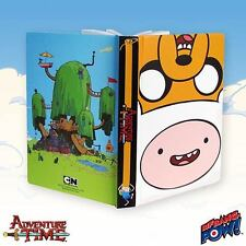NEW Adventure Time Finn and Jake Journal - Cartoon Network - Great Gift!