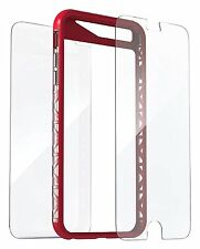 Zagg iPhone 6/6S Orbit Extreme Case Cover RED with Full-Body HDX InvisibleShield
