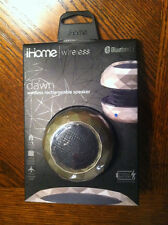 iHome Wireless Dawn Rechargeable Speaker. Brand New. Rechargeable Battery