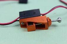 Power switch with aluminum mount for rc boat