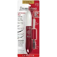 Loreal Double Extend Beauty Tubes Mascara, 570 Black!