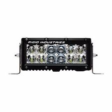FITS ALL MAKES AND MODELS RIGID 6'' COMBO E-SERIES AMBER LED LIGHT BARS...