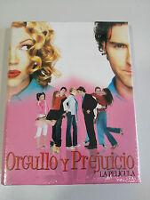 ORGULLO Y PREJUICIO LA PELICULA ED COLECCIONISTA DVD + LIBRO NEW NUEVO