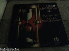 RARE salsa LP Jose Mangual Jr QUE LO DIGA EL TIEMPO mil amores MI CORAZON lalle