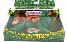 BATTLE LION 2014 für Auspacker MOTU Masters of the Universe Classics He-Man OVP