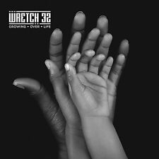 WRETCH 32 GROWING OVER LIFE CD ALBUM (Released September 2nd 2016)