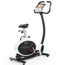 Bremshey BE5i Magnetic Upright Indoor Bike Home Fitness Gym Cycle - iPad Connect
