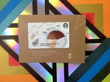 "STARBUCKS GIFT CARD - CO BRANDED  ""FINANCE ""  COLLECTABLE & NO CASH VALUE"