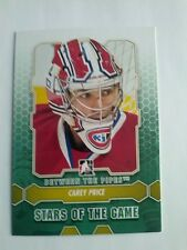2012-13 Between The Pipes #83 Carey Price