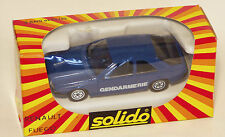 1/43 Solido 1980`s Renault Fuego  Gendarmerie     Made in France