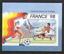 Cambodia 1998 Football World Cup/Soccer 1v m/s n19873