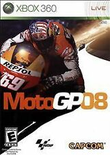 MotoGP '08 RE-SEALED Microsoft Xbox 360 GAME 2008 08 2K8 MOTO GP