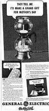 1935 Print Ad of General Electric GE Hotpoint Coffee Maker mother's day package