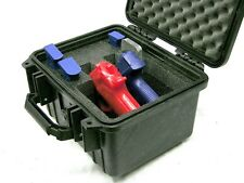 New Pelican 2 pistol Quickdraw handgun gun foam insert  kit fits your 1300 case