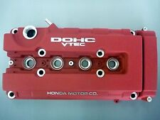 HONDA OEM Genuine Type R RED Valve Cover CIVIC EK9 INTEGRA DC2 for B-series NIB