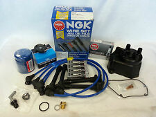 ***Tune-Up Kit Cap Rotor NGK Wires-Spark Plug PCV 94-97 Honda Accord EX F22B1