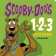 Scooby-Doo's 1-2-3 Mystery (Scooby-Doo! Little Mysteries)-ExLibrary