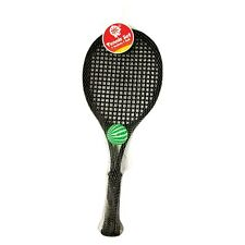 3 Piece Tennis Set Includes 2x Rackets 1x Ball ideal for Children Kids Fun Park