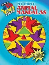 LIBRO da colorare Mandala degli animali - 3d-NUOVO LIBRO