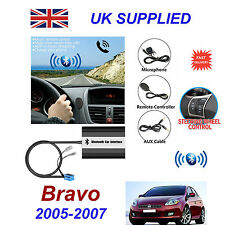 Bravo Bluetooth Hands Free Phone AUX Input MP3 USB 1.0A Charger Module 05-07