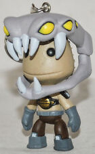 Little Big Planet 2 Resistance Chimera Sackboy Keyring Collectors New Free P&P