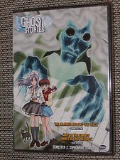 Ghost Stories Anime DVD Volume #2: Sophomore Scares - 2005 ADV Films - NEW