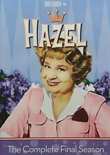 Hazel 5th Fifth Season 5 Five Complete Series DVD Set TV Show Shirley Booth Box