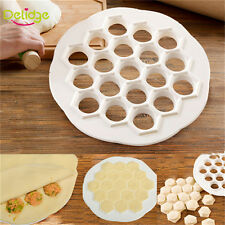 19 Holes Magic Dumpling Pastry Pie Mould Maker Dumplings Machine Kitchen Tools
