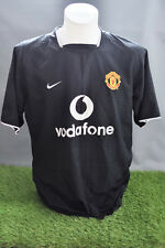 Manchester United Football Shirt Adult L Away 03/05 Nike