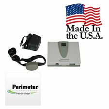 Perimeter Ultra Comfort Contact Dog Fence - No wire - Small  Little Dogs