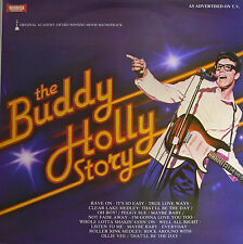 "OST - THE BUDDY HOLLY STORY - JOEL FEIN - AL WILLIAMS  12""  LP (Q913)"