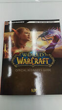 World of Warcraft official UK ENGLISH beginner's ART BOOK GUIDE