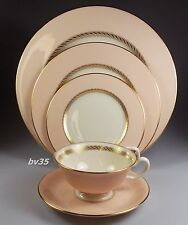 LENOX CARIBBEE 5 PIECE PLACE SETTINGS -  PERFECT!