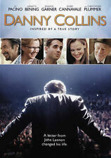 Danny Collins (DVD, 2015) Inspired by a True Story, RENTAL EDITION, Al Pacino!!!