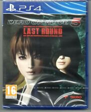 DEAD OR ALIVE 5 LAST ROUND  'New & Sealed' FREE P&P  *PS4(Four)*
