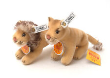 Steiff Noah's Ark Lion Set - 1994 - 038440