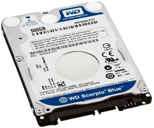 "Blue WD western digital 5000 LPVT 500gb 5400rpm 2.5"" disco fisso SATA III"