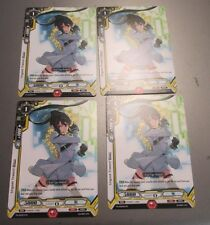 X4 L&L Luck and Logic Urgent Trance ! Sena PR PR/0002 Promo Card English