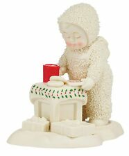 Dept 56 Snowbabies Specially For Santa Figurine Ornament 10cm 4045662 New