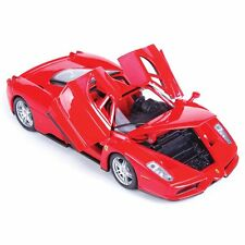 Maisto Ferrari Enzo Assembly Line Metal Kit - 1:24 Scale Kit - M39964