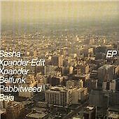 Sasha Xpander / Belfunk / Rabbitweed / Baja CD