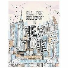 All the Buildings in New York : That I've Drawn So Far by James Gulliver...