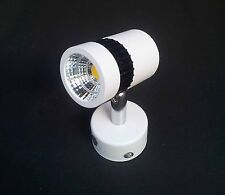 LED Spot light Picture light - 3 watt LED light - Warm White - Yellow (2700K)