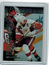 1997-98 DONRUSS CANADIAN ICE STEVE YZERMAN #4 PROVINCIAL SERIES 722/750