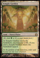 MTG TEMPLE GARDEN EXC - GIARDINO DEL TEMPIO - RTR - MAGIC