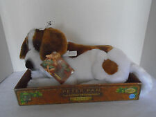 "2003 Applause NANA Dog Peter Pan Live Action Movie 11"" St Bernard Plush NEW!!"